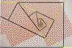 A Quilted Triangle - Douglas G Burkholder (detail)