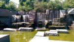FDR Memorial - Waterfalls