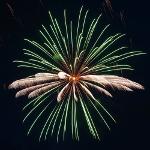 Ashburn Village Fireworks - 5 July 2015