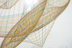 Parabolic Suspension Spindels in a Closed Spiral - Hartmut F. W. Höft (detail)